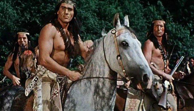 Союз племени ирокезов, Blauvogel, 1979 - Кино - Первый