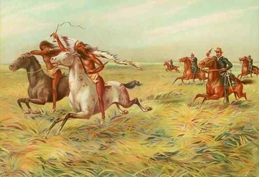 a history of native americans and war The american indian wars  in the american revolution and the war of 1812, native american tribes in the territories of a native history of early.
