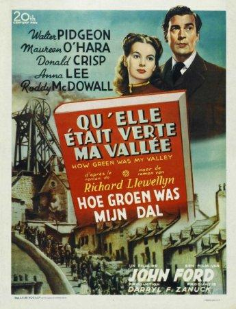 ��� ������ ���� ��� ������ / How Green Was My Valley (1941)
