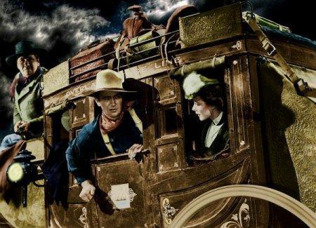 �������� / Stagecoach (1939)