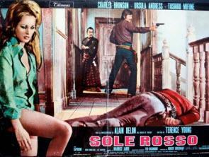 ������� ������ / Red Sun (1971)