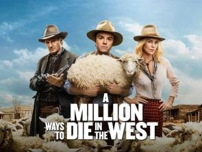 ������� �������� �������� ������ / A Million Ways to Die in the West (2014)