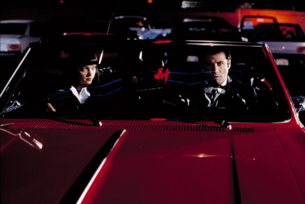 «Смотреть Онлайн Криминальное Чтиво Pulp Fiction 1994» / 2002
