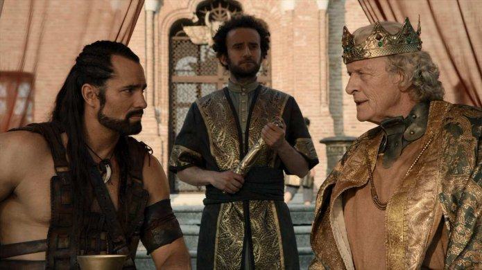 Несмотря на то, что картина исход: цари и боги была жестко раскритикована разнообразными сми и рейтингами