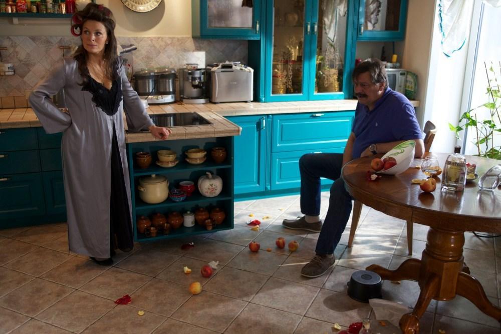 Сериал кухня беременная виктория
