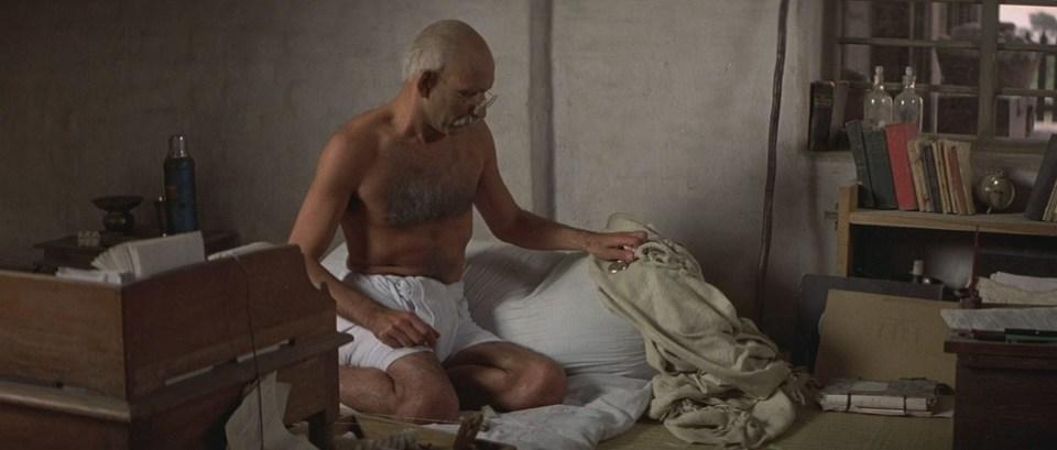 reaction to the film ghandi In reaction to this, the british government had incarcerated over sixty thousand people at the end of the month (jack 240-3 all of last paragraph) on the night of may, 4 gandhi was sleeping in a cot under a mango tree, at a village near dandi.