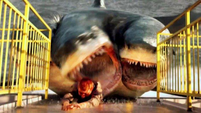 Токсичная акула 2017 смотреть онлайн бесплатно в хорошем