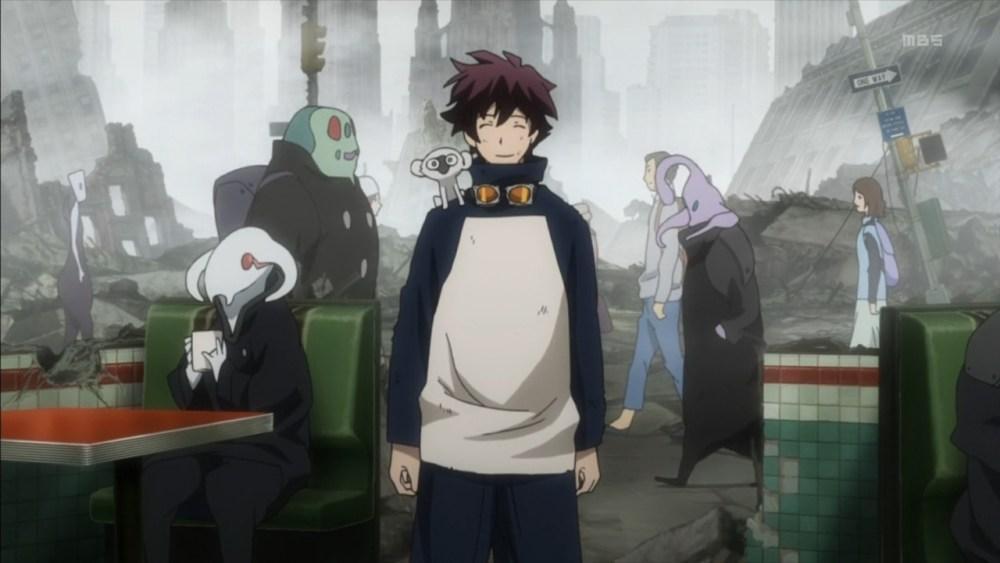 Кадры из фильма фронт кровавой блокады смотреть аниме