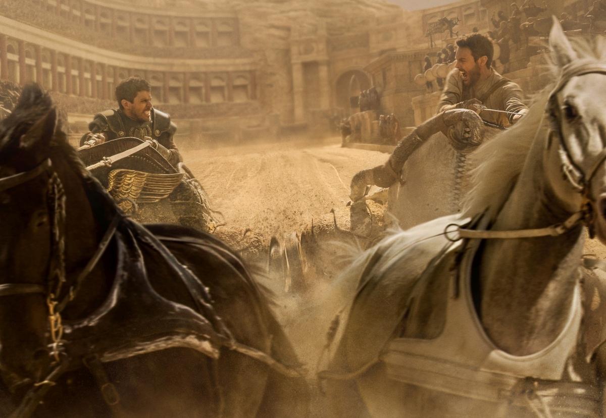 Бен-Гур (2016) на киного смотреть онлайн в качестве hd 720